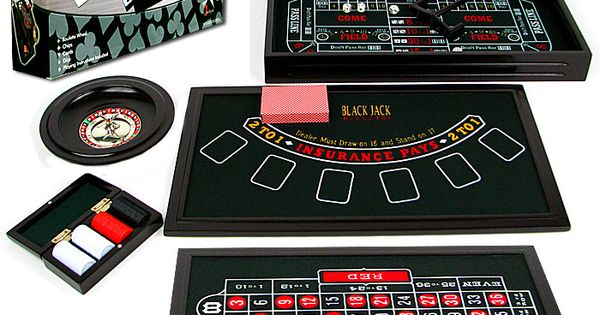 Game night roulette game
