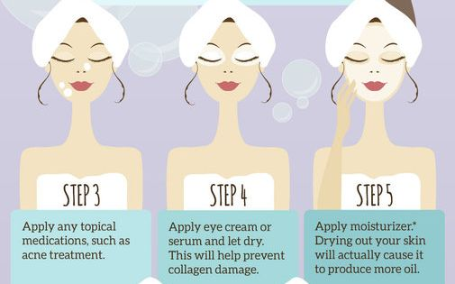 The Right Way To Wash Your Face In 7 Easy Steps! Come