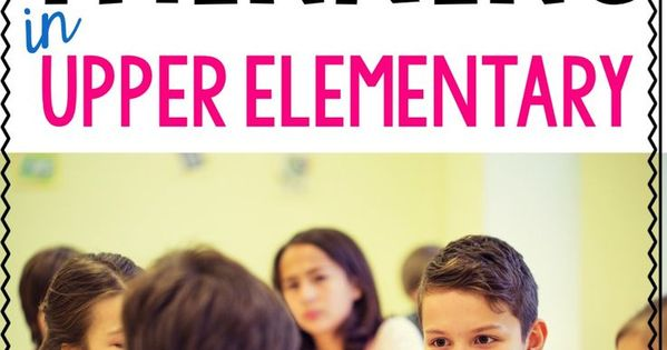 critical thinking elementary education Work sheet library: critical thinking welcome to education world's work sheet library in this section of our library, we present more than 100 ready-to-print student work sheets organized by grade level.