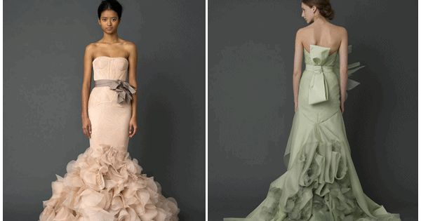 vera wang spring bridal collection bare elegance