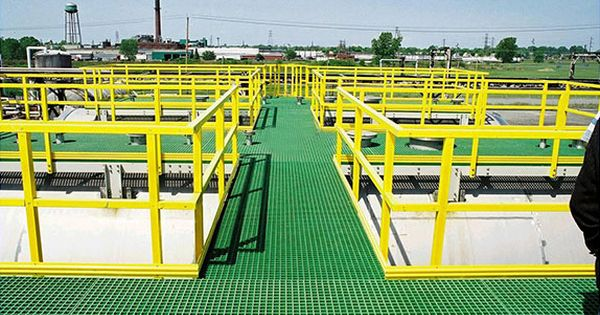 Eco Pultrusions Leader Of Fiberglass Profiles Manufacturers Grp Grating Frp Grate Installation Design Fiberglass Cable Tray