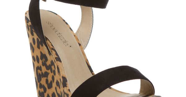 Cheetah shoe!
