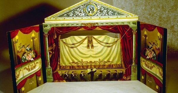 C1891 1920 adolf sala proszenium and folding sided theater for Sala 600 nuremberg