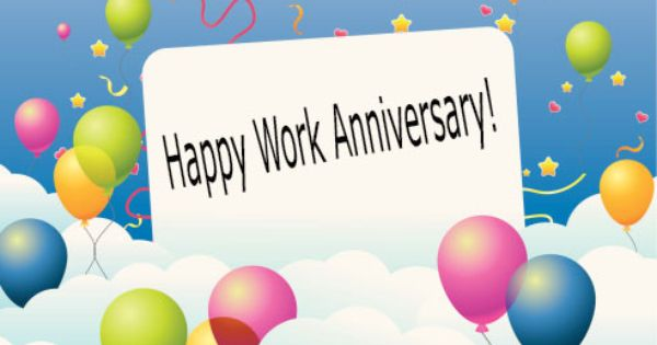 Http Imgarcade Com 1 Happy Work Anniversary Images