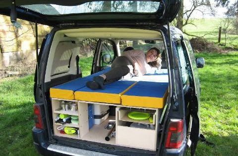 berlingo camping car dream vans pinterest cars vans and camping. Black Bedroom Furniture Sets. Home Design Ideas
