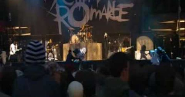 My Chemical Romance Welcome To The Black Parade Rock Am Ring