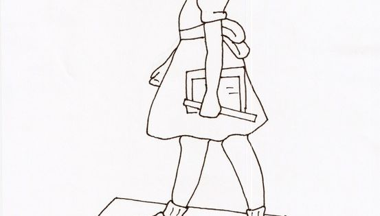 Ruby bridges coloring page i searched and searched the for Ruby bridges coloring pages