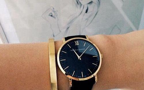 The Daniel Wellington watch has taken the street style world by storm!