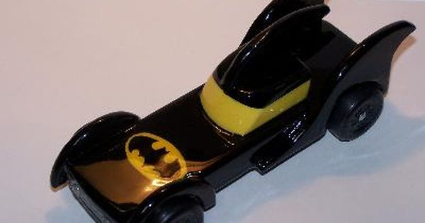 Image Detail For  Batmobile Pinewood Derby