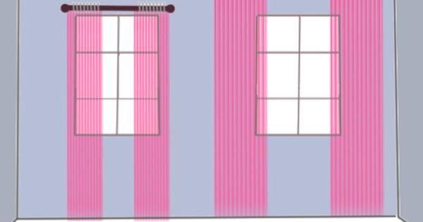 fenster vorhang ideen for the home pinterest oder. Black Bedroom Furniture Sets. Home Design Ideas