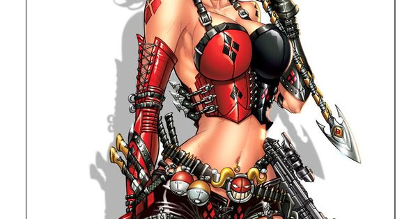 all adult batman digital comic book art - Google Search