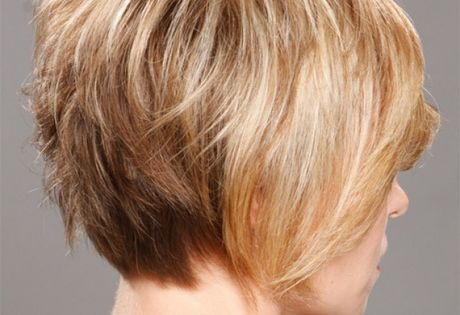 Back view of short hairstyles | top favs | Pinterest