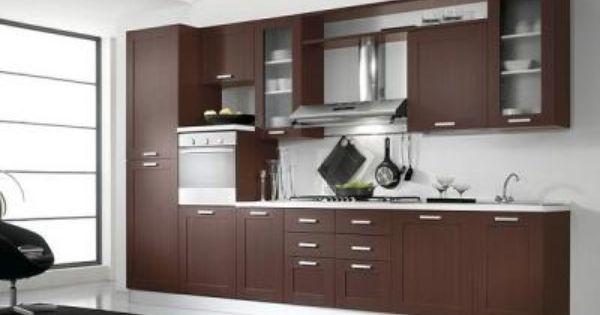 Muebles en melamine para cocinas salas ba os for Muebles para cocina modernos