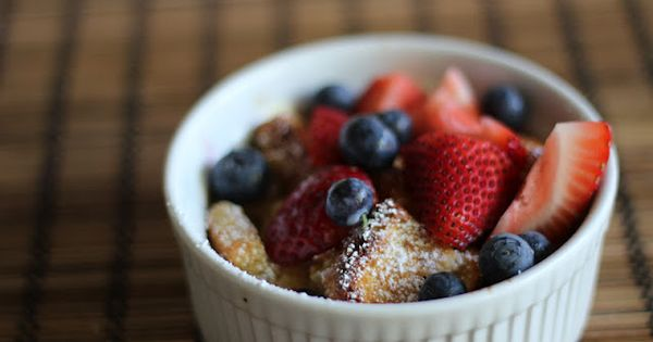 baked french toast and follow the links to french baguette recipe
