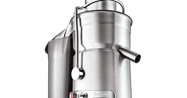 : Breville 800JEXL Juice Fountain Elite 1000 Watt