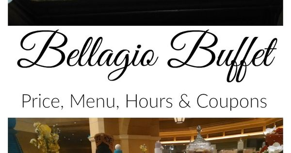 Bellagio discount coupons