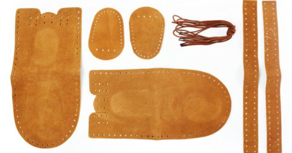 Tutorial: make your own MXS moccasins