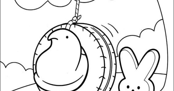 peep and quack coloring pages - photo#26