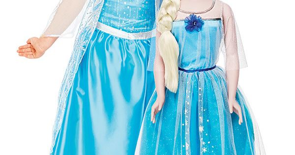 Disney Frozen Elsa My Size Doll Ice Queen A Child And