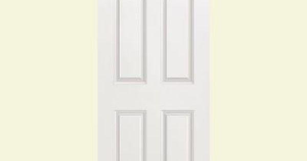 Masonite 30 in x 80 in solidoor smooth 6 panel solid for 16 x 80 interior door