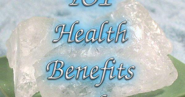 Himalayan Salt Lamps Evil : Top 17 Benefits Of Himalayan Salt Health Tips Blog Pinterest Himalayan salt, Himalayan and ...