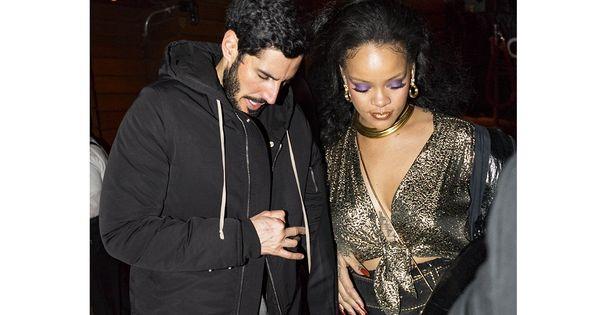 2018 dating is who rihanna Rihanna and