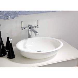 Victoria Albert Vvbrad51 Radford Vessel Style Bathroom Sink