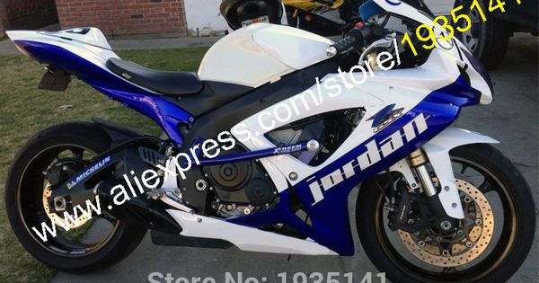 Hot Sales For Suzuki Gsxr600 Gsxr750 K6 06 07 Gsx R600 750 2006 2007 Jordan Aftermarket Sportbike Fairing Injection Mol Sport Bikes Motorcycle Accessories Gsx