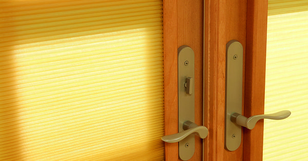 Marvin Windows And Doors Interior Shades Have The