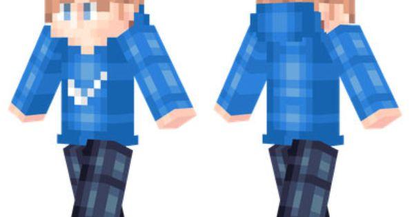 Скины парней для Minecraft