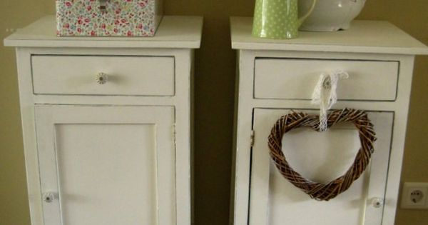 Slaapkamer Country Style : Brocante and Met on Pinterest