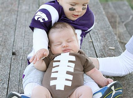 Cute Halloween idea, belly as ball, if he isnt already here! Big