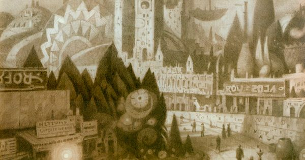 by Shaun Tan a graphic novel ~ looks v. dreamy