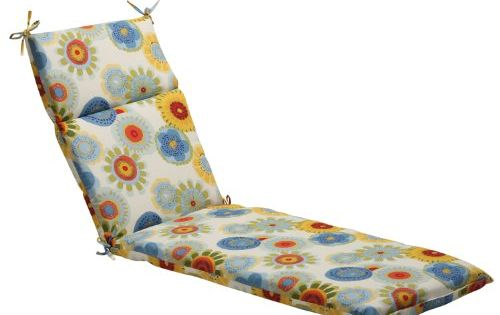 Save order now pillow perfect indoor outdoor multicolored floral chaise outdoor patio - Indoor bench cushions clearance ...