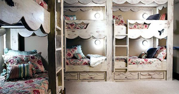 Ultimate Bunk Bed Ideas Cool Bunk Beds Bunk Bed Rooms Bunk Beds