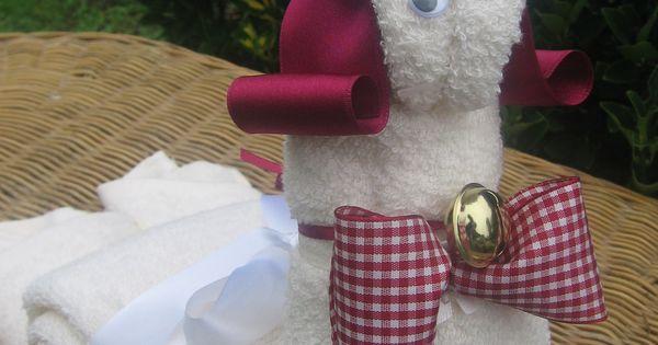 Lumaca con asciugamani origami di asciugamani for Animali con asciugamani