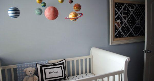 solar system nursery theme - photo #14
