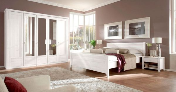scala komplett schlafzimmer kiefer weiss 5 trg traumhaus. Black Bedroom Furniture Sets. Home Design Ideas