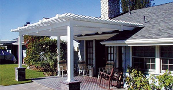 Vinyl Patio Covers By Duramax Patio Covers Pinterest