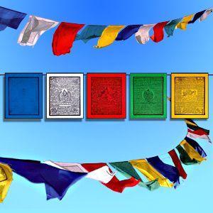 Traditional Tibetan Prayer Flags Prayer Flags Tibetan Prayer Flag Sunday School Crafts