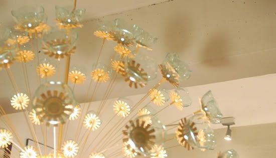 Diy Sputnik Chandelier Using An Ikea Maskros Light Fixture