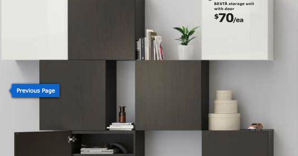 viele ikea besta in dunkelbraun vor schwarzer wand zimmer sehr dunkel insgesamt besta ber. Black Bedroom Furniture Sets. Home Design Ideas