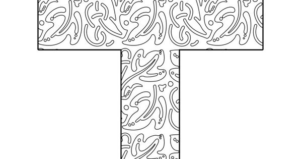 cross with wings coloring pages - adult coloring sheets crosses with wings coloring pages