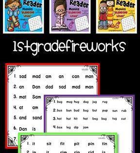 Blending Lines Reading Fluency Passages Reading Fluency