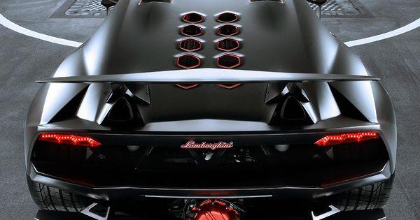 Mean Lamborghini Sesto Elemento customized cars celebritys sport cars ferrari vs lamborghini