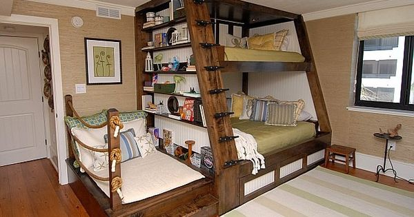 Queen Loft Beds For Adults Bunk Bed For Future Vacation Home Sleeps 5 Adults Twin On Top