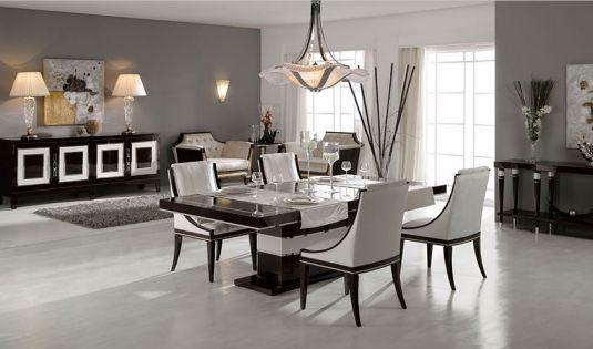 Comedores de lujo mariner salones comedores muebles - Sweet home muebles ...