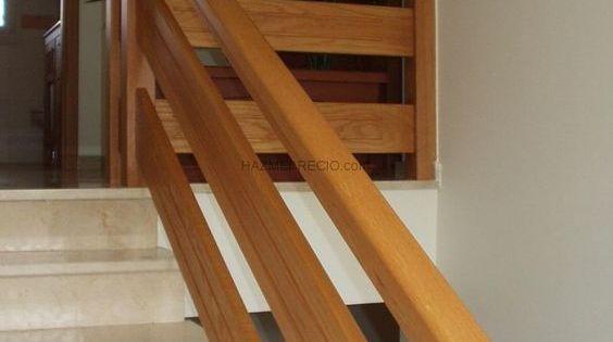 Barandas de madera para balcones buscar con google - Balcones de madera ...
