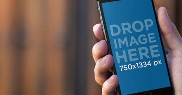 Free Iphone Mockup Generator App Demo Videos By Placeit Iphone Mockup Iphone Free Iphone