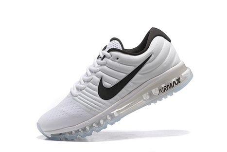 Nike Air Max 2017 Mesh White Black Logo Men Shoes Airmax 101 64 95 Sports Nike Shoes Scoo Nike Air Max Nike Air Max Running Nike Running Shoes Women